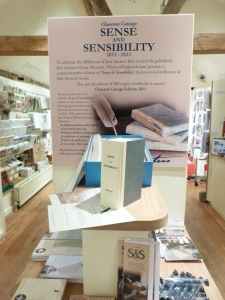 The New Chawton Edition of Sense and Sensibility