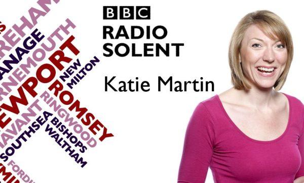 Katie Martin of BBC radio Solent ©BBC